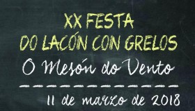 XX FESTA DO LACON CON GRELOS