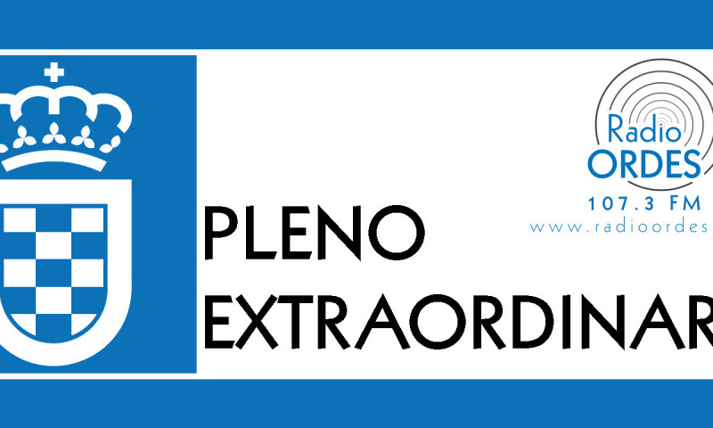 PLENO EXTRAORDINARIO DO MES DE MARZO 2020